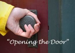 "Opening the Door #4: ""The Great Invitation"""