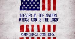 """Prayer-Our Declaration of Faith"" #5 (traditional)"