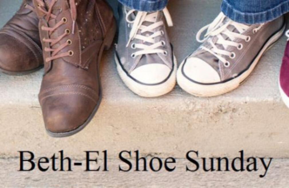 Beth-El Shoe Sunday