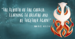 """Learning to Breathe and Be Together Again!"" (cont)"
