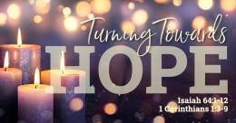 """""""Turning Towards Hope"""" (trad.)"""